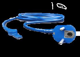 Cabluri de degivrare pentru conducte